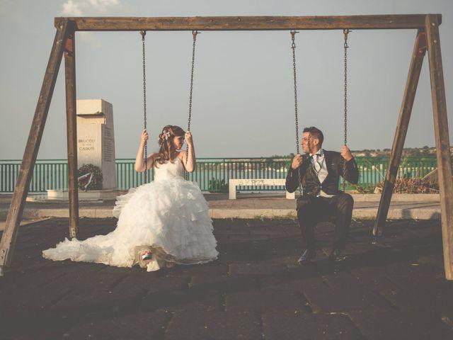 Il matrimonio di Federica e Francesco a Augusta, Siracusa 1