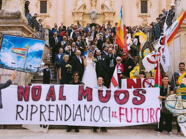 Il matrimonio di Orazio e Erika a Ragusa, Ragusa 10