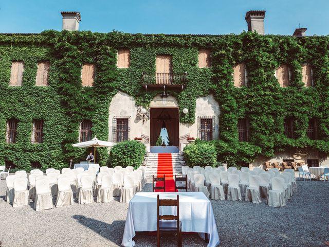 Il matrimonio di Antonello e Francesca a Mantova, Mantova 21