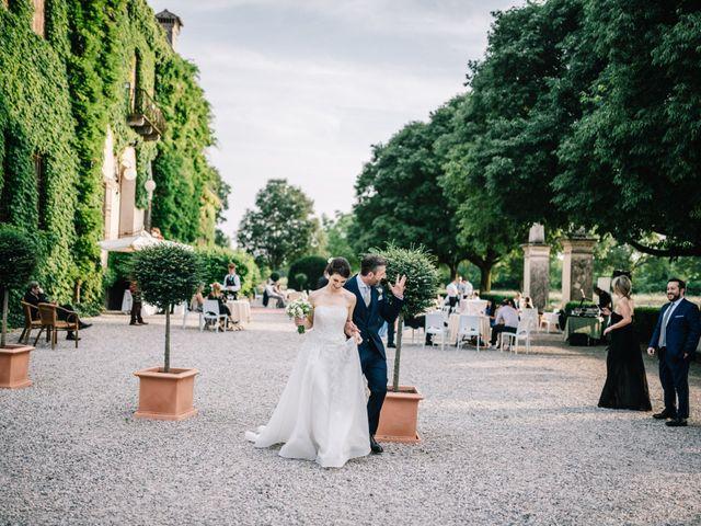 Il matrimonio di Antonello e Francesca a Mantova, Mantova 52