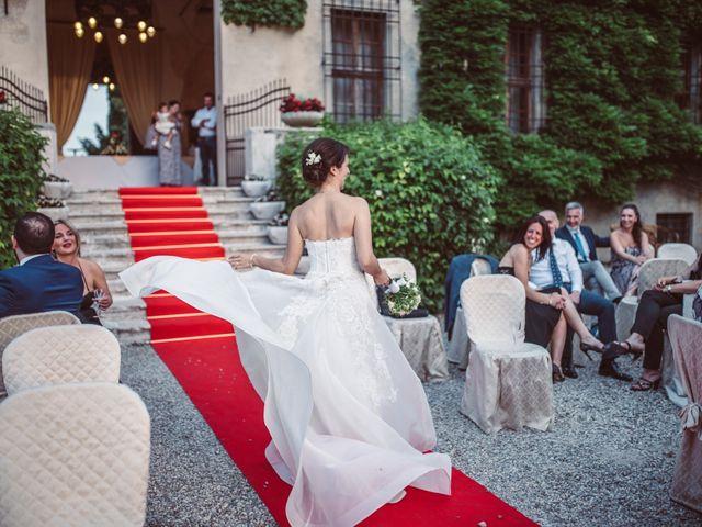 Il matrimonio di Antonello e Francesca a Mantova, Mantova 74