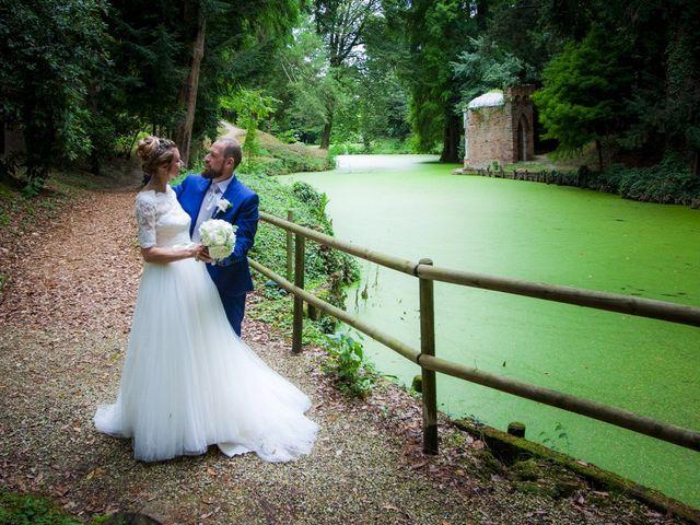 Il matrimonio di Federico e Giulia a Mogliano Veneto, Treviso 27