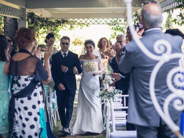 Il matrimonio di Federica e Francesco a Buti, Pisa 12