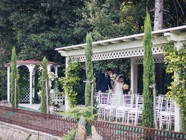 Il matrimonio di Federica e Francesco a Buti, Pisa 13