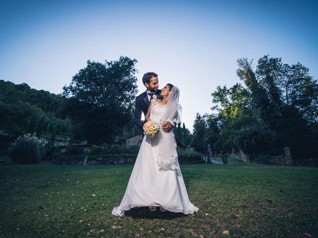 Il matrimonio di Federica e Francesco a Buti, Pisa 14