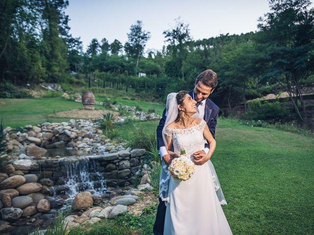 Il matrimonio di Federica e Francesco a Buti, Pisa 15