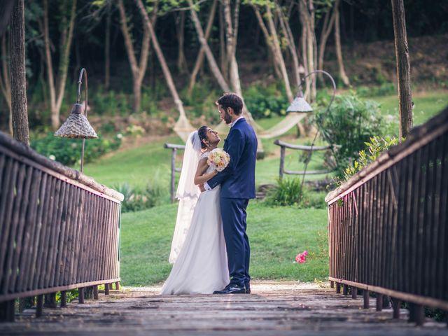 Il matrimonio di Federica e Francesco a Buti, Pisa 16