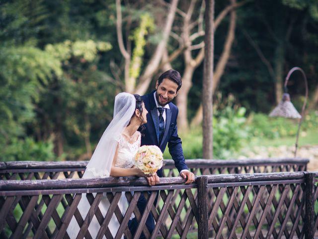 Il matrimonio di Federica e Francesco a Buti, Pisa 17