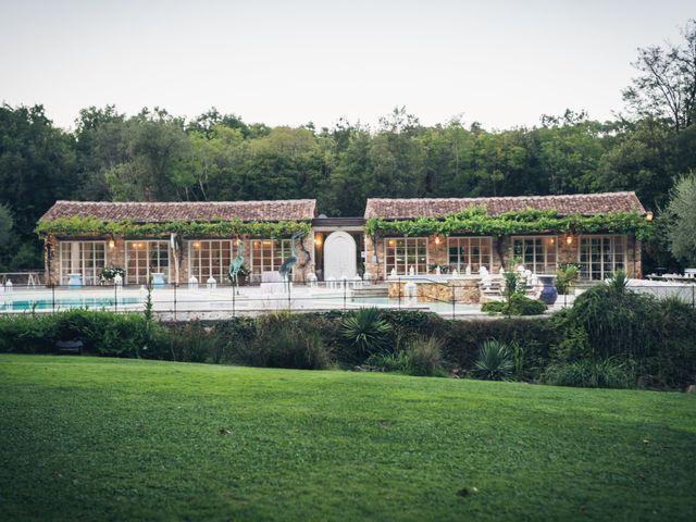 Il matrimonio di Federica e Francesco a Buti, Pisa 20