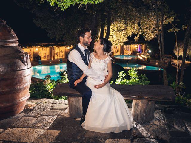 Il matrimonio di Federica e Francesco a Buti, Pisa 22