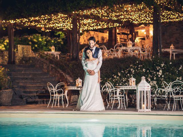 Il matrimonio di Federica e Francesco a Buti, Pisa 24