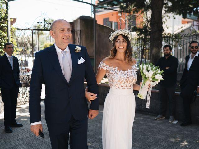 Il matrimonio di Ylenia e Salvo a Aci Castello, Catania 17