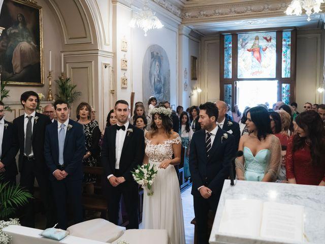 Il matrimonio di Ylenia e Salvo a Aci Castello, Catania 20
