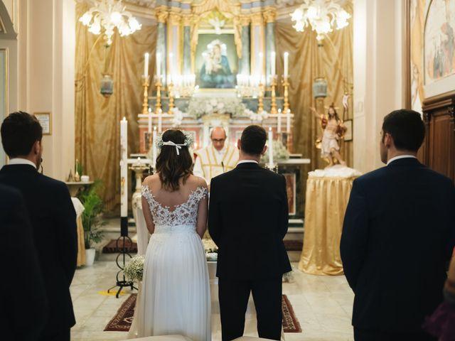Il matrimonio di Ylenia e Salvo a Aci Castello, Catania 21