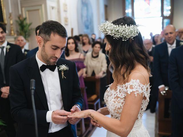 Il matrimonio di Ylenia e Salvo a Aci Castello, Catania 23