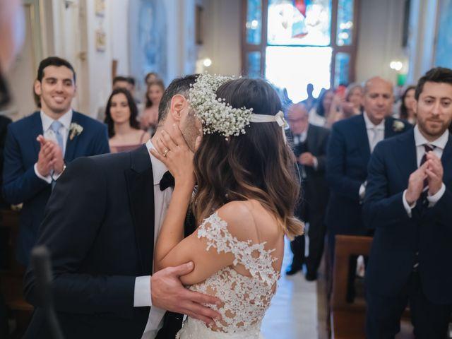Il matrimonio di Ylenia e Salvo a Aci Castello, Catania 25