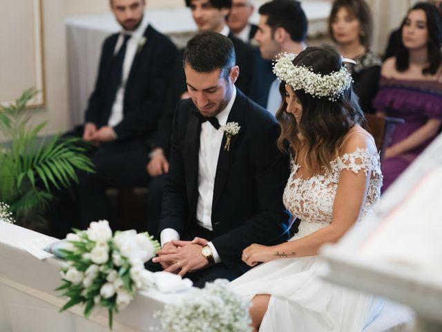 Il matrimonio di Ylenia e Salvo a Aci Castello, Catania 27