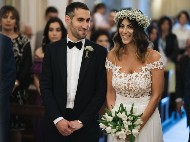 Il matrimonio di Ylenia e Salvo a Aci Castello, Catania 28