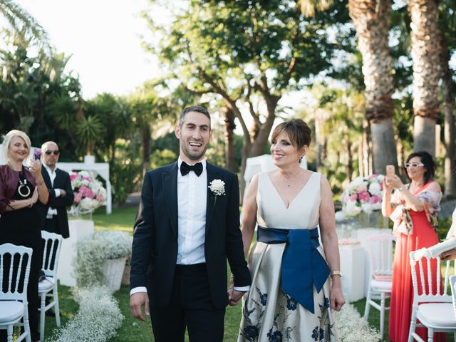 Il matrimonio di Ylenia e Salvo a Aci Castello, Catania 34