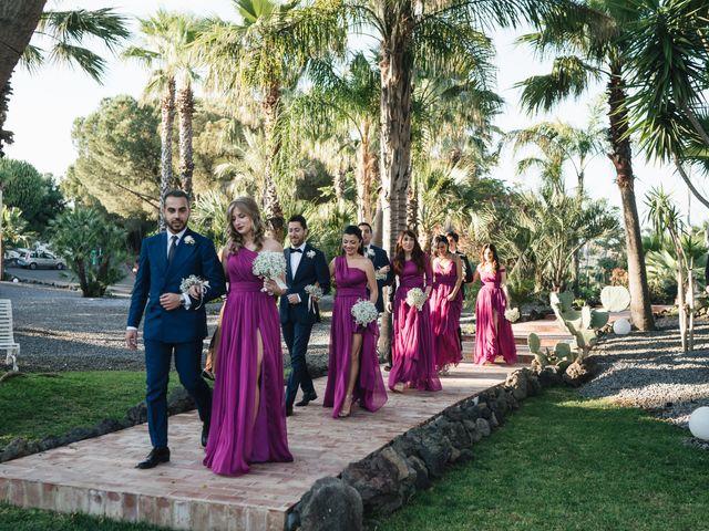 Il matrimonio di Ylenia e Salvo a Aci Castello, Catania 36