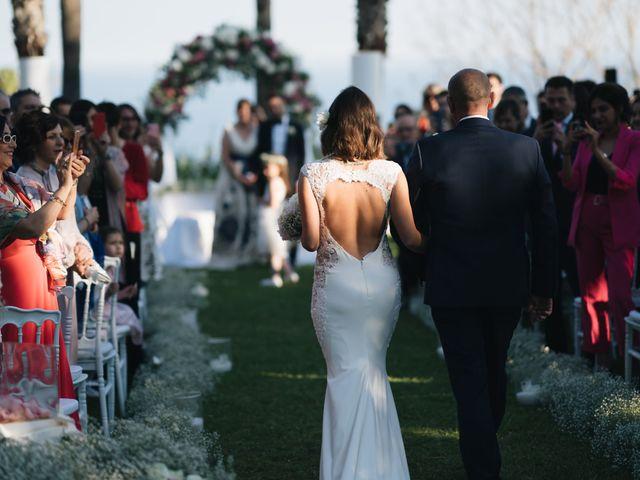 Il matrimonio di Ylenia e Salvo a Aci Castello, Catania 39