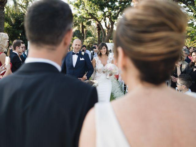 Il matrimonio di Ylenia e Salvo a Aci Castello, Catania 40