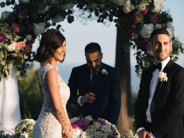 Il matrimonio di Ylenia e Salvo a Aci Castello, Catania 42