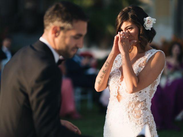 Il matrimonio di Ylenia e Salvo a Aci Castello, Catania 47