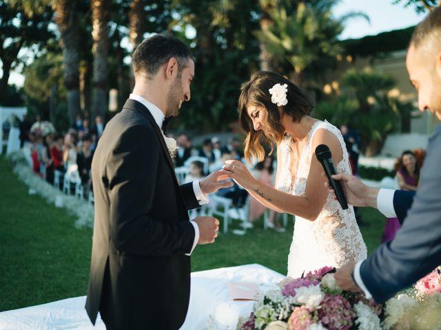Il matrimonio di Ylenia e Salvo a Aci Castello, Catania 51