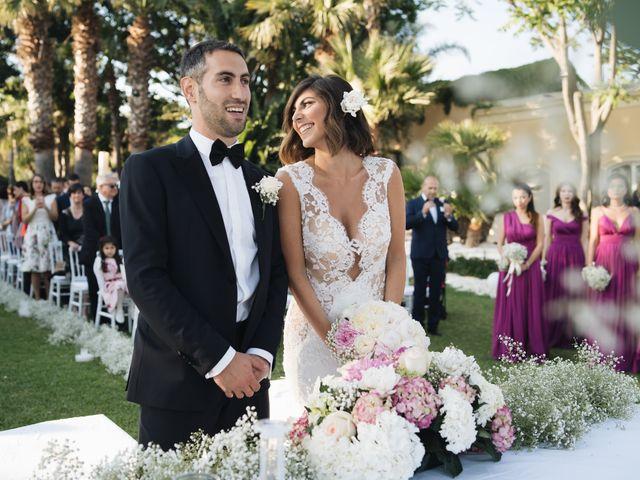 Il matrimonio di Ylenia e Salvo a Aci Castello, Catania 54