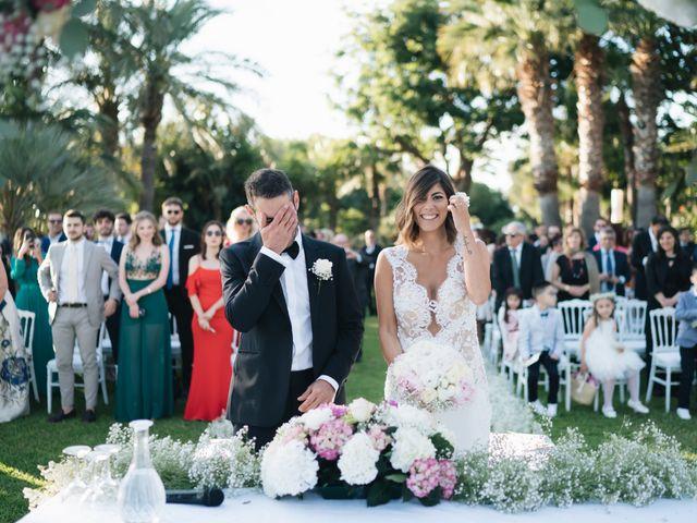 Il matrimonio di Ylenia e Salvo a Aci Castello, Catania 57