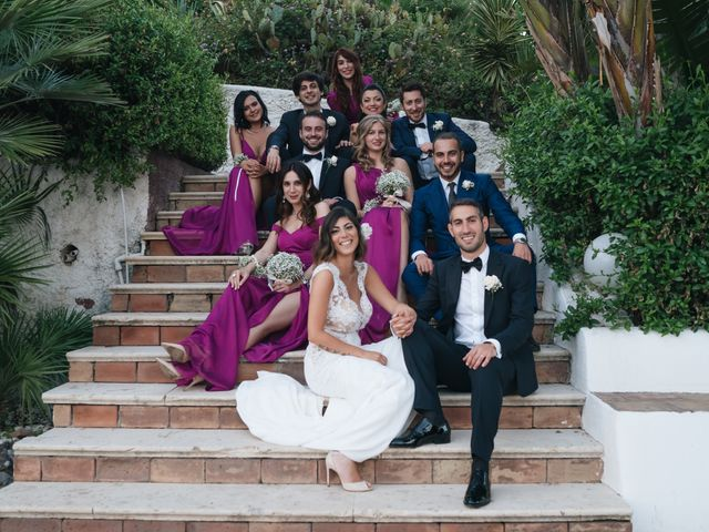 Il matrimonio di Ylenia e Salvo a Aci Castello, Catania 63