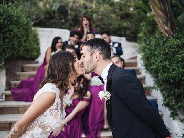Il matrimonio di Ylenia e Salvo a Aci Castello, Catania 64