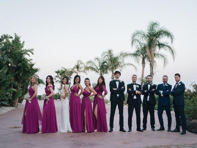 Il matrimonio di Ylenia e Salvo a Aci Castello, Catania 65