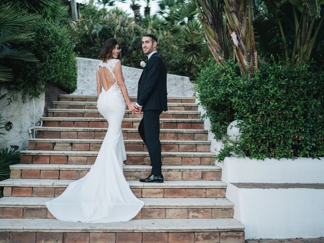 Il matrimonio di Ylenia e Salvo a Aci Castello, Catania 72