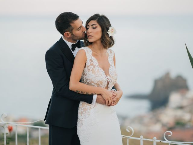 Il matrimonio di Ylenia e Salvo a Aci Castello, Catania 75