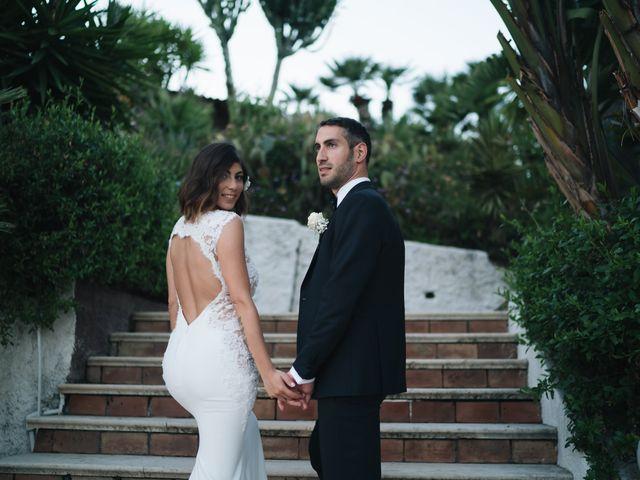 Il matrimonio di Ylenia e Salvo a Aci Castello, Catania 78