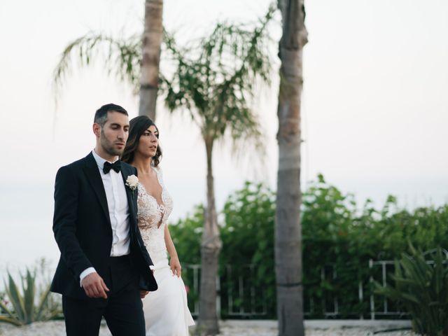 Il matrimonio di Ylenia e Salvo a Aci Castello, Catania 79