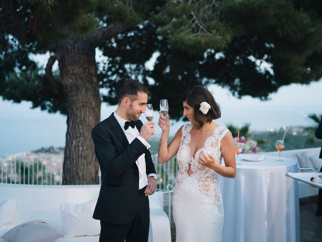 Il matrimonio di Ylenia e Salvo a Aci Castello, Catania 81