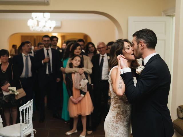 Il matrimonio di Ylenia e Salvo a Aci Castello, Catania 84
