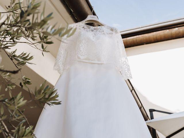 Il matrimonio di Adriano e Roberta a Roverè della Luna, Trento 1