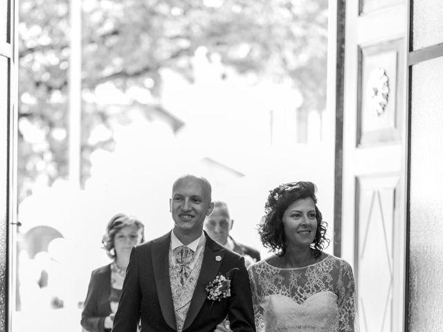 Il matrimonio di Adriano e Roberta a Roverè della Luna, Trento 11