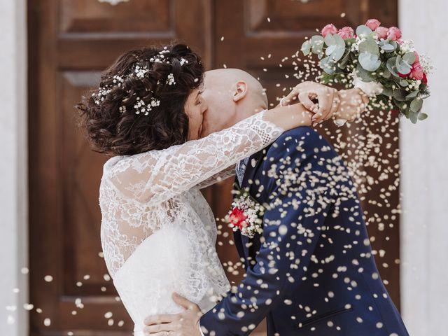 Il matrimonio di Adriano e Roberta a Roverè della Luna, Trento 15