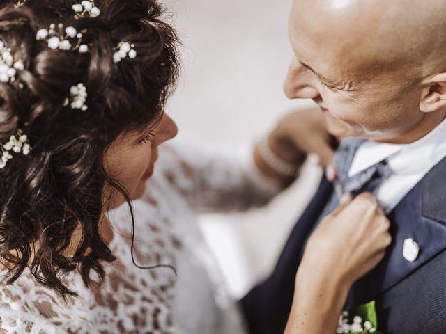 Il matrimonio di Adriano e Roberta a Roverè della Luna, Trento 24