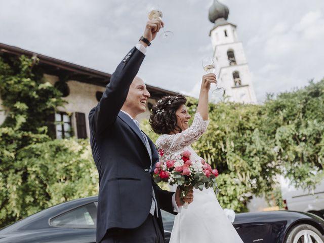Il matrimonio di Adriano e Roberta a Roverè della Luna, Trento 26