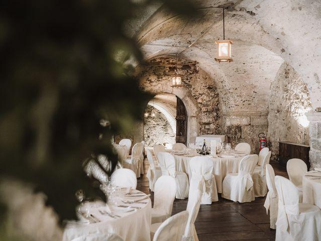 Il matrimonio di Adriano e Roberta a Roverè della Luna, Trento 28