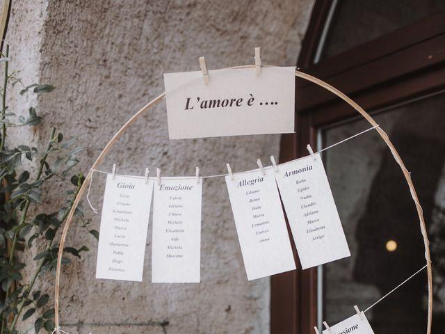 Il matrimonio di Adriano e Roberta a Roverè della Luna, Trento 29