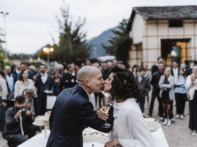 Il matrimonio di Adriano e Roberta a Roverè della Luna, Trento 31
