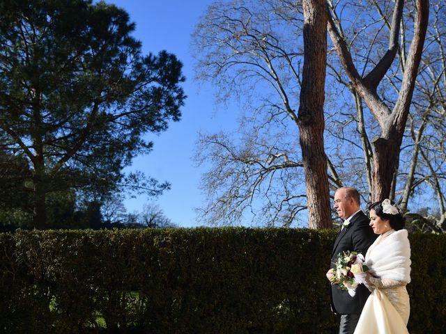 Il matrimonio di Federica e Antonio a Roma, Roma 9