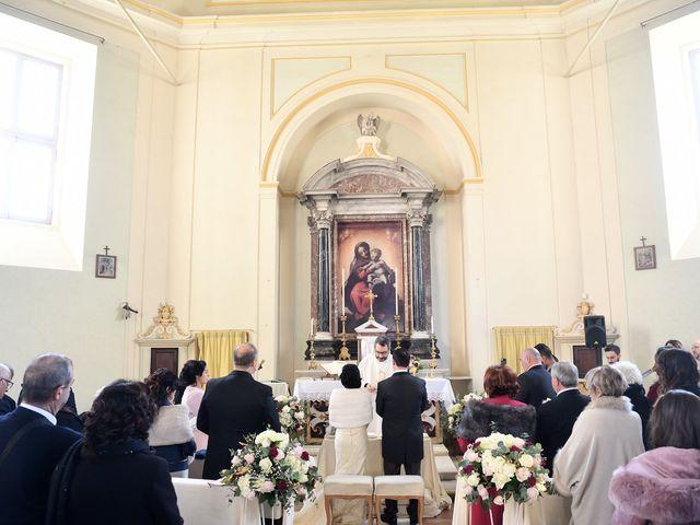 Il matrimonio di Federica e Antonio a Roma, Roma 11